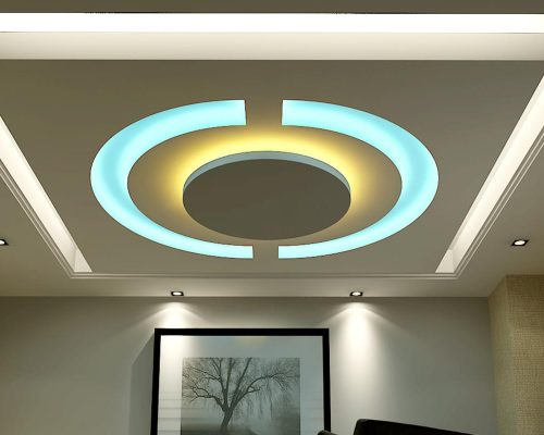 False Ceiling Interior Design In Kolkata Grihakon Interior Designer